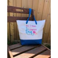 "Shopping Bag ""Beach Vitamin"""